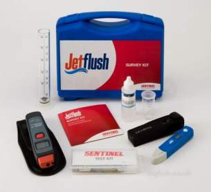 Sentinel Jetflush Unit -  Sentinel Jet-survey-gb Na Jetflush Survey Kit With Infa Red Thermometer