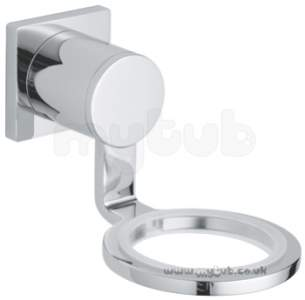Grohe Tec Brassware -  Grohe Allure 40278000 Wall Holder