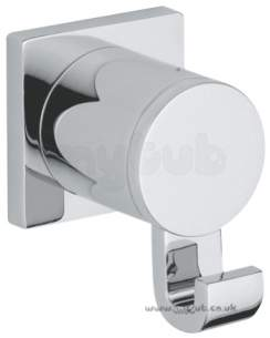 Grohe Tec Brassware -  Grohe Allure 40284000 Robe Hook