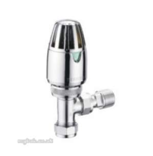 Pegler TRVs -  Terrier 1/2 Inch X10mm Angle Trv Cp