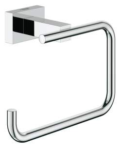 Grohe Essentials Cube Toilet Roll Holder 40507001