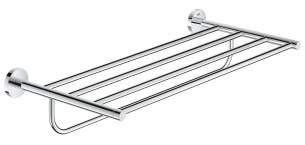 Grohe Essentials Multi Bath Towel Rack 40800001