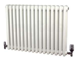 Myson Column Radiators -  Myson 600mm X 1200mm 24s 2 Column 3850b