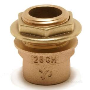 Yorkshire General Range Yp -  Yorkshire Yp5 42x1.1/2 Inch Tank Connector