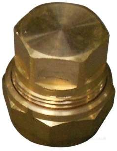 Prestex Compression Fittings -  Pegler Yorkshire Prestex 37 22mm Stop End