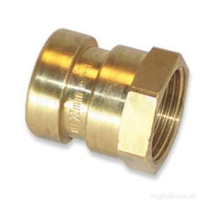 Yorkshire Fittings Tectite Sprint -  Tectite Sprint Tt2 22x3/4 Inch F/coupling