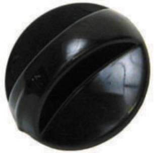 Indesit Domestic Spares -  Cannon 6603071 Cambridge Top Oven Knob