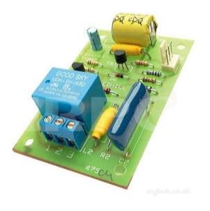 Gledhill -  Gledhill Xb050 Heating Time Clock Pcb
