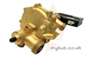 Chaffoteaux Boiler Spares -  Chaffoteaux 78088 00 Change Over Valve