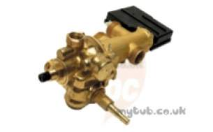 Chaffoteaux Boiler Spares -  Chaffoteaux 78403 00 Change Over Valve
