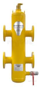 Ea Spirovent Steel Units -  Spirocross Combined-flanged 65mm