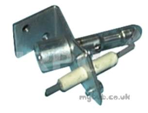 Glow Worm Boiler Spares -  Glow Worm 417268 Pilot Assy With Electrode