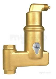 Spirovent Brass Units -  Spirotech Spirovent Air Sv1-020-tv
