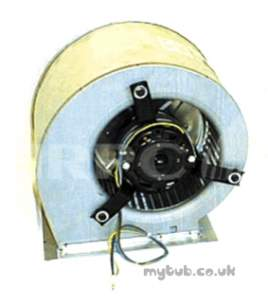 Johnson and Starley Boiler Spares -  Johns Bos01685sp Fan Assy Wffb0908-010