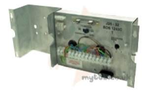 Johnson and Starley Boiler Spares -  Johnson And Starley Johns S00074 Electronic Panel