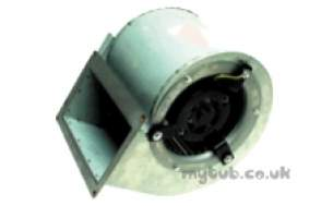 Johnson and Starley Boiler Spares -  Johns 212a017sp Fan Assy Wffb0625-0120