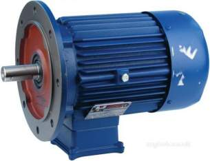 Bakery Commercial Catering Spares -  Mond Smoke Fan Motor 3kw Cyclo Gas