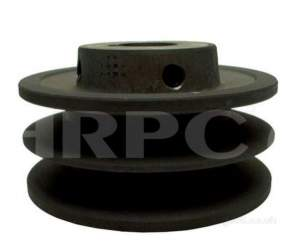 Powrmatic Boiler Spares -  Powrmatic 142000407 Metre Pulley 3.25 X 19mm