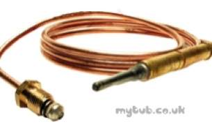 Thermocouples Boiler Spares -  Thermocouple Itt 36 Inch 900mm Type
