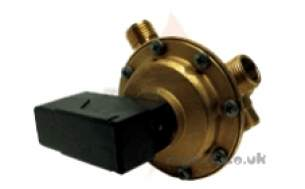 Ravenheat Boiler Spares -  Ravenheat 5012049 3 Way Diverter Valve 5012049