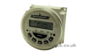 Ravenheat Boiler Spares -  Ravenheat Tm6192 Digital Timer White
