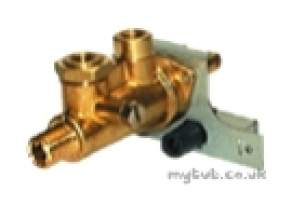 Robinson Willey Boiler Spares -  Robinson Willey Sp248445 Gas Tap Jca 339 Obs