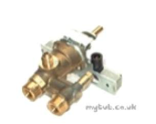 Robinson Willey Boiler Spares -  Robinson Willey Sp820515 Gas Tap Ignitor Assy Obs