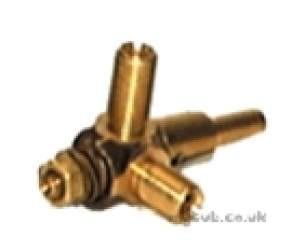 Robinson Willey Boiler Spares -  Robinson Willey Sp822026 Con Flame Gas Tap