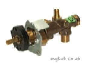 Robinson Willey Boiler Spares -  Robinson Willey Sp822038 Gas Tap Jca 916
