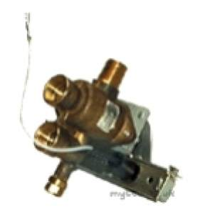 Robinson Willey Boiler Spares -  Robinson Willey Sp999778 Gas Tap And Piezo Gh 289