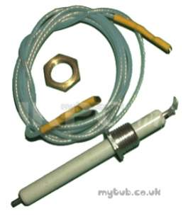 Caradon Ideal Domestic Boiler Spares -  Ideal 078330 Electrode Lead 1000mm