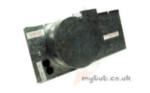 Caradon Ideal Domestic Boiler Spares -  Ideal 131793 Fan Assy Wffb1212-001