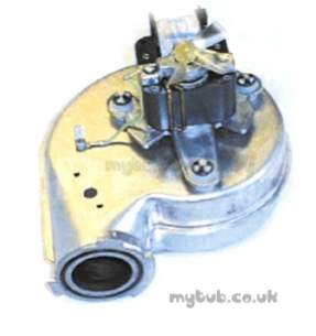 Caradon Ideal Domestic Boiler Spares -  Ideal 077837 Fan Assy Wffb0226-019