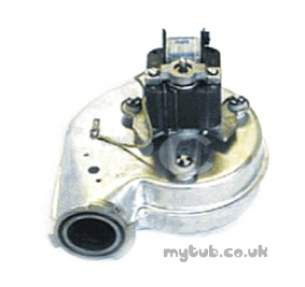 Caradon Ideal Domestic Boiler Spares -  Ideal 077838 Fan Assembly Wffb0226-020