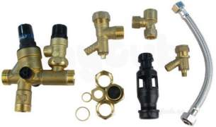 Oso Hotwater -  Oso C510506 Fittings Pack