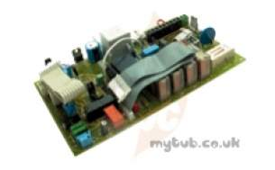 Vaillant Boiler Spares -  Vaillant 130391 Control Ignition Pcb
