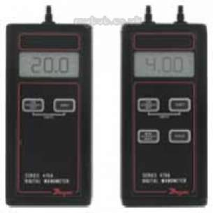 Dwyer Instruments Magnehelic Gauges -  Dwyer Dywer 478a-1 Manometer Digital