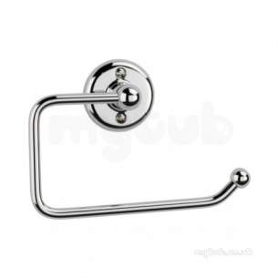 Roper Rhodes Accessories -  Avening 4918.02 Toilet Roll Holder Ch