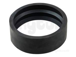 Wavin Certus Products -  110mm Shrink Connector Gasket 4cs119
