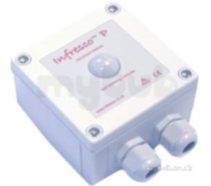 United Automation Infresco Range -  Infresco Softstartroller Remote Typ