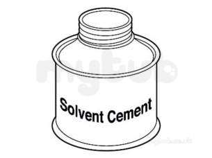 Wavin Certus Products -  Wavin Solvent Cement 250ml 4cs384
