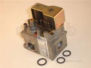 Imi Water Heating Spares -  Baxi Powermax 5106280 Gas Valve Assy