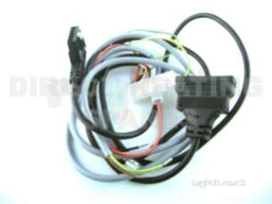 Potterton Boiler Spares -  Potterton 5114781 Wiring Harness