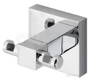 Eastbrook Accessories -  Eastbrook 52.101 Rimini Robe Hook Chrome
