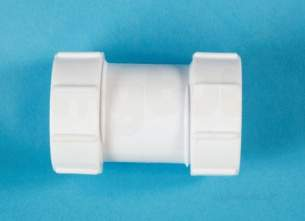 Center Traps -  Center Cbc15 Compression Coupling 40mm 1 Pack