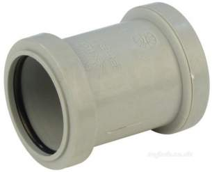 Center Soil Waste and Overflow -  Center Cc2p-g Straight Coupling 1.5 Inch 1 Pack