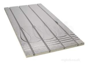 John Guest Underfloor Heating Components -  John Guest Jgufhboard1 Na 1250x600mm Foil Faced Board