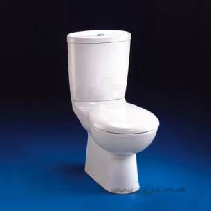Ideal Standard Wc Seats -  Ideal Standard Kyomi E6550 Seat And Cover White Special