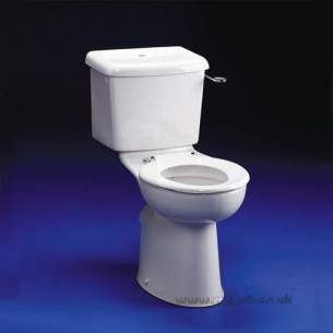 Armitage Shanks Commercial Sanitaryware -  Armitage Shanks Ventura S3960 Cistern And Cover 6 Ltr Wh Replaced
