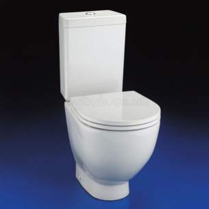 Ideal Standard Luxury -  Ideal Standard White E0002 Cistern And Cover White